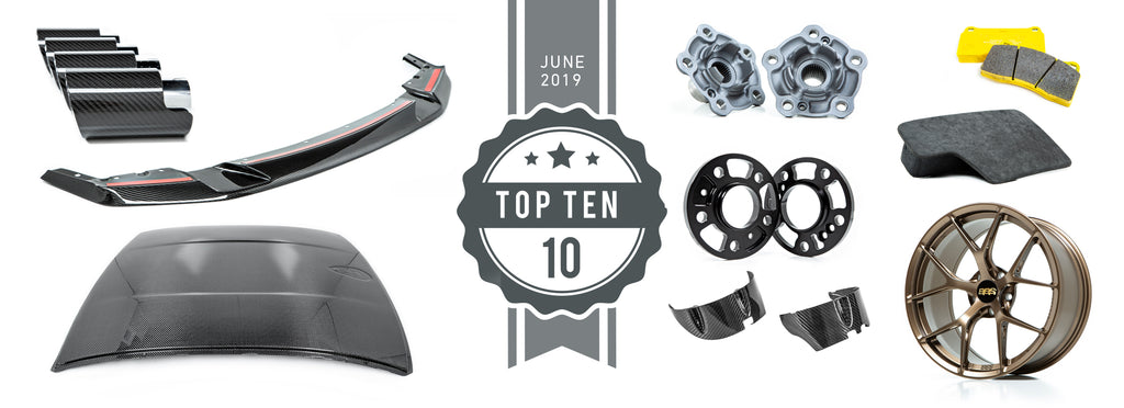 IND's Top 10 Newest Products - July 2019