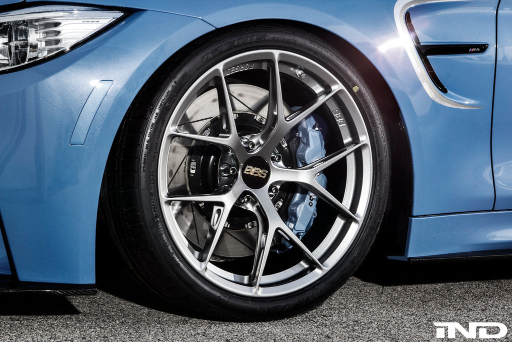 BBS F8X FI-R Wheel Set