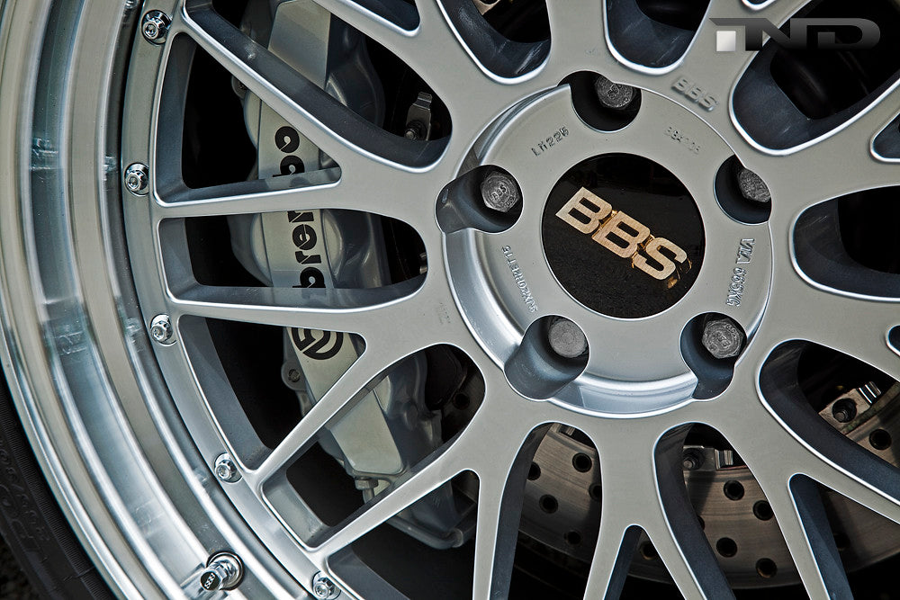 BBS BMW LM Wheel Set - iND Distribution
