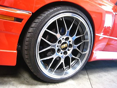 BBS BMW RG-R Wheel Set - iND Distribution