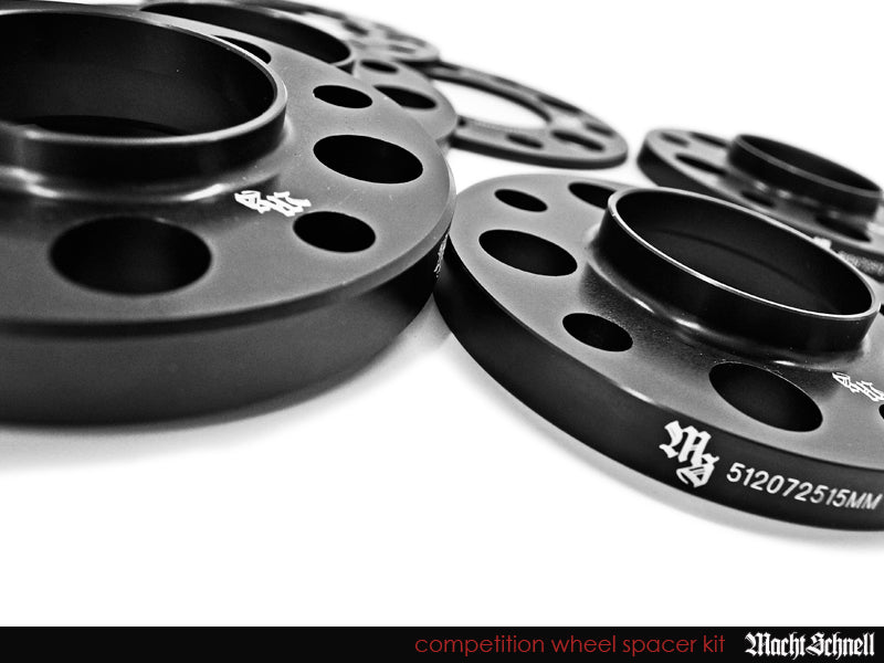 Macht Schnell competition wheel spacer kit 14mm lug - iND Distribution