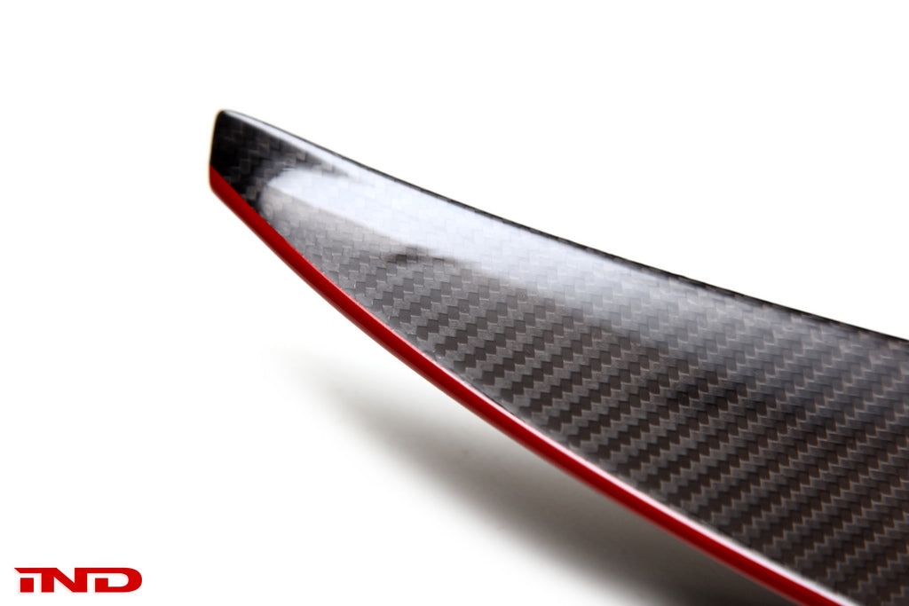 BMW Performance E82 1M Spoiler with Optional CRT Theme 2