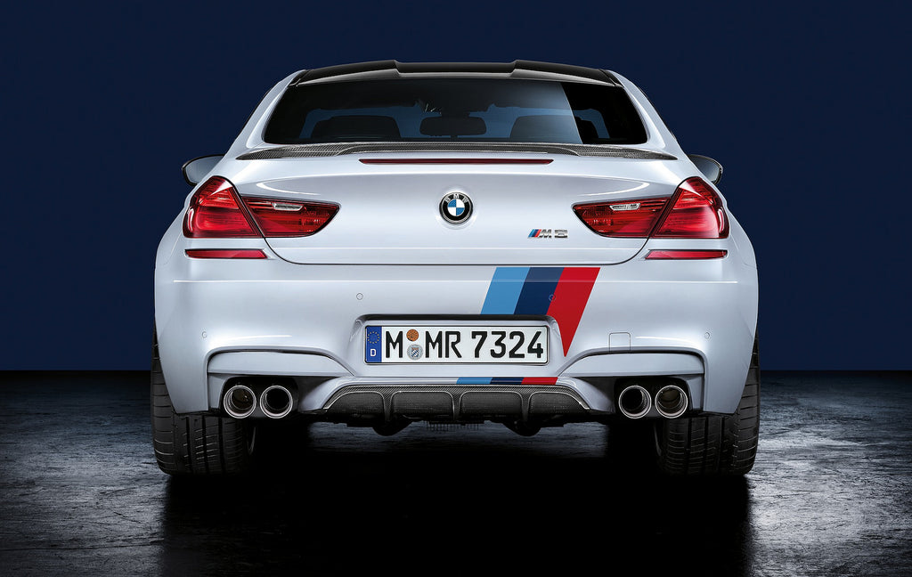 BMW M Performance F06 / F13 M6 Carbon Fiber Trunk Spoiler 5