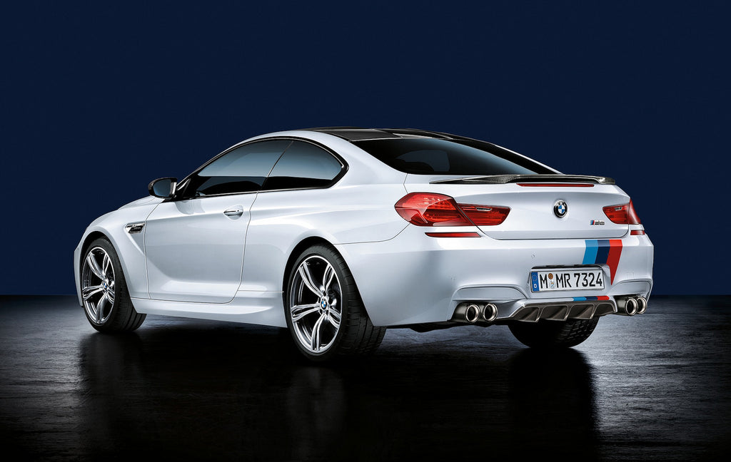 BMW M Performance F06 / F13 M6 Carbon Fiber Trunk Spoiler 6