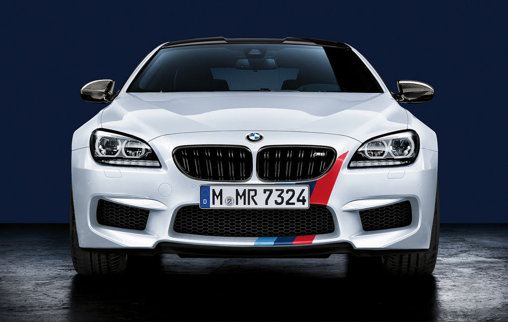 BMW Edition Front Grill Set 2