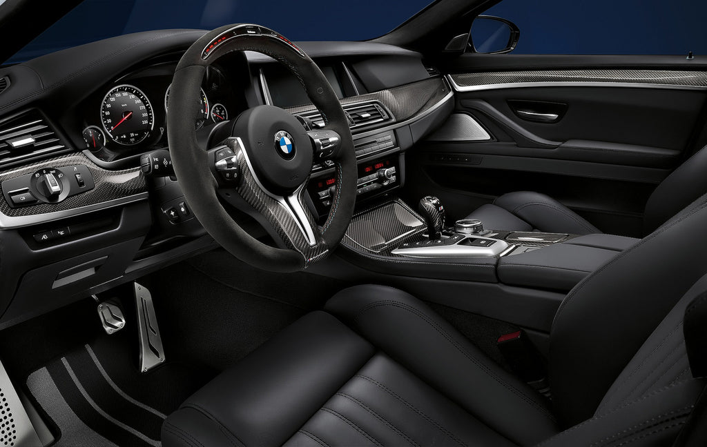 BMW Performance DCT Shift Knob Cover 5