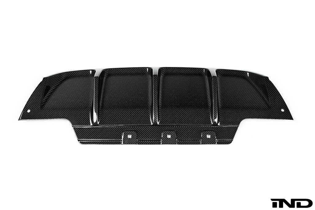 BMW M Performance F06 / F12 / F13 M6 Carbon Fiber Rear Diffuser 4