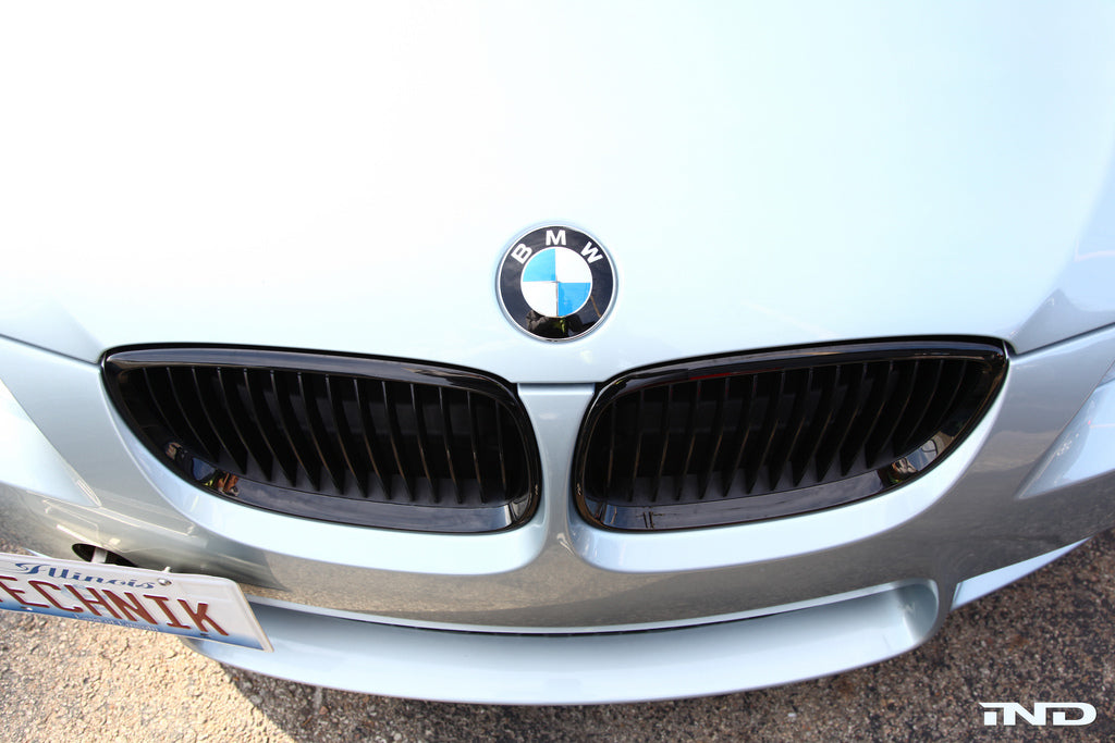 BMW OEM E9X M3 Edition Grille Package 6