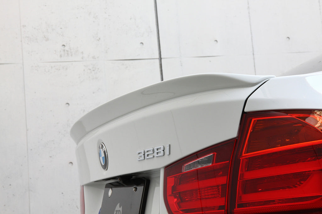 3d design f30 trunk spoiler - iND Distribution