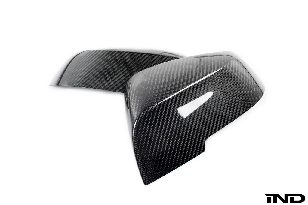 I01 i3 BMW M Performance Carbon Fiber Mirror Cover Set