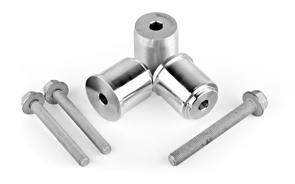 Macht Schnell aluminum differential bushing kit - iND Distribution