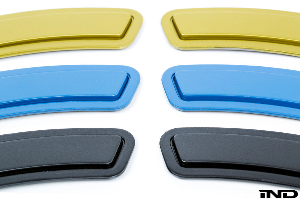 iND f8x m3 m4 painted front reflector set - iND Distribution