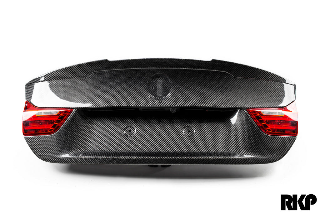 RKP f82 m4 carbon fiber trunk lid - iND Distribution