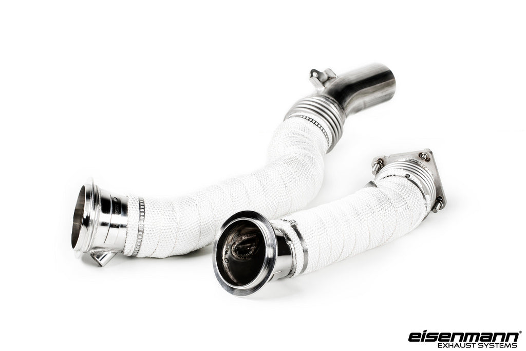 Eisenmann F8x M3/M4 Downpipes