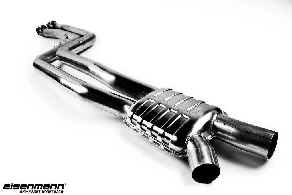 Eisenmann F8x M3/M4 - Resonated Centerpipe