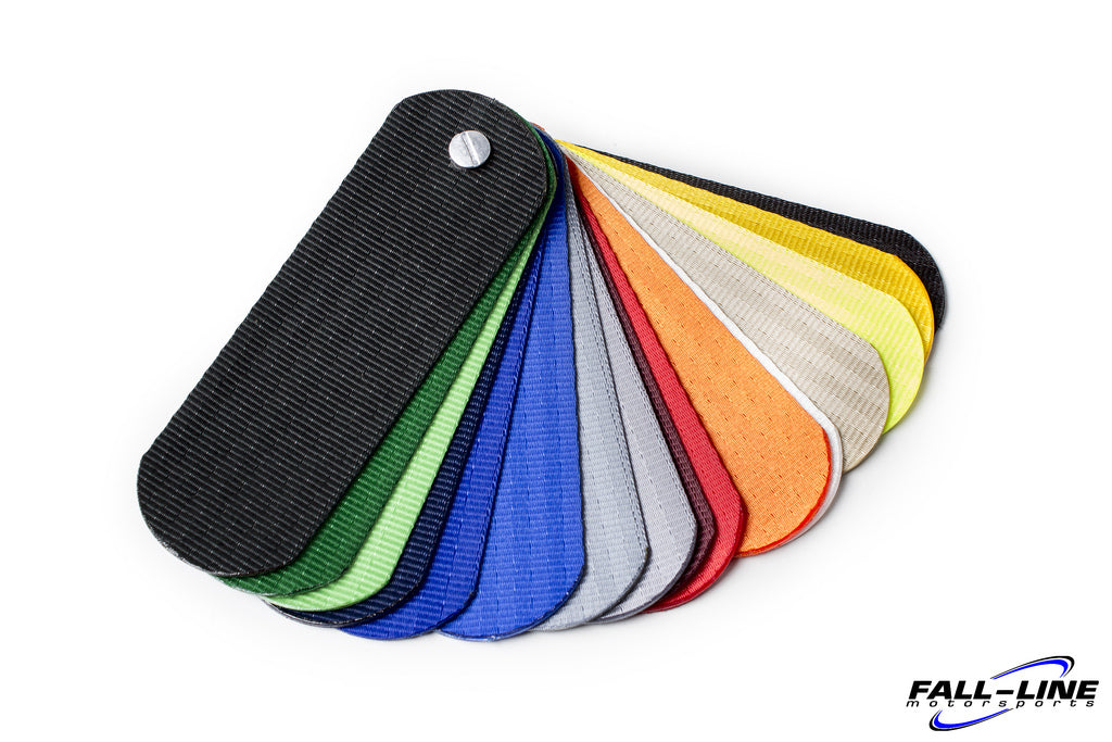 F82 M4 Colored Seat Belts