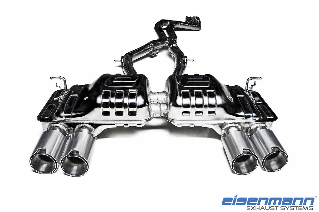 Eisenmann F8x M3/M4 Performance Exhaust - Full System
