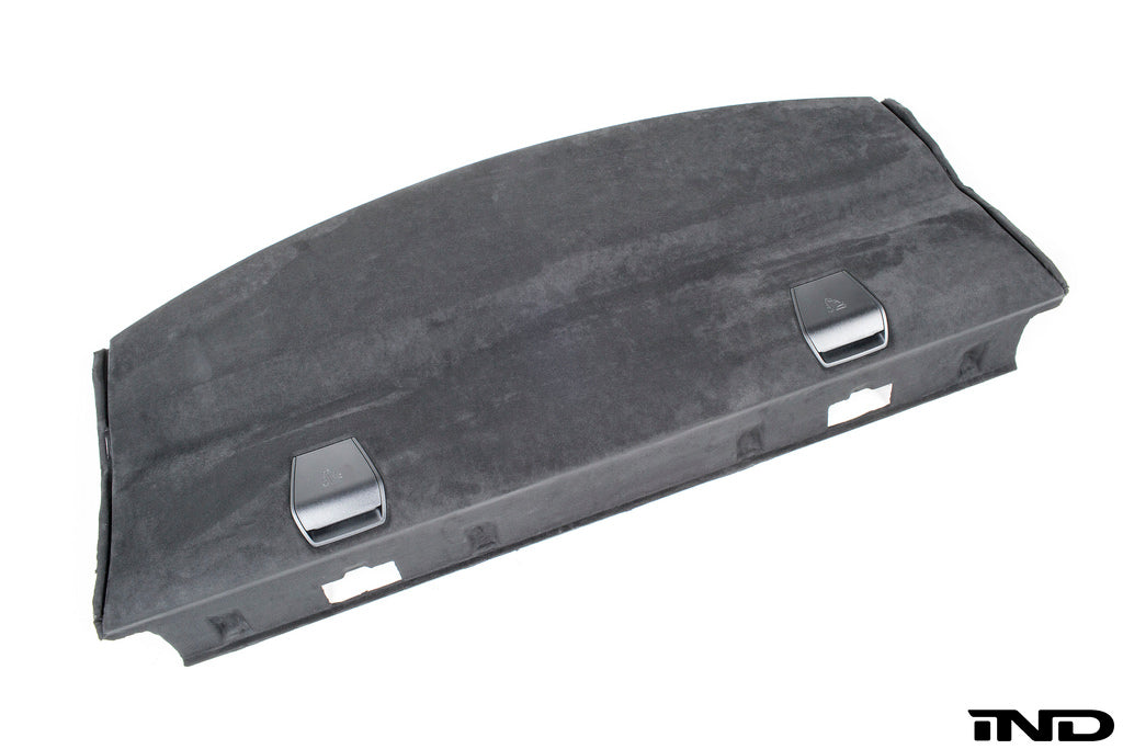 iND f82 m4 alcantara rear wiNDow shelf - iND Distribution