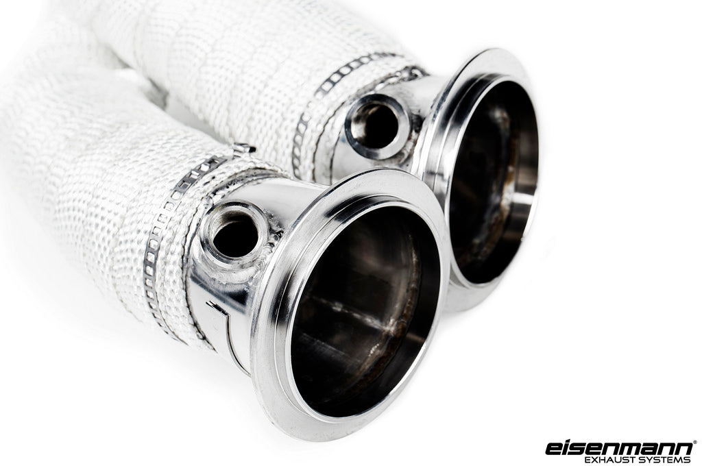 Eisenmann f8x m3 m4 m2 competition downpipes - iND Distribution