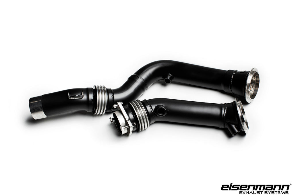 Eisenmann F8X M3 / M4 / M2 Competition Downpipes 7