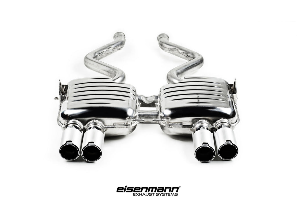 Eisenmann E92/E93 Performance Exhaust - Limited Release