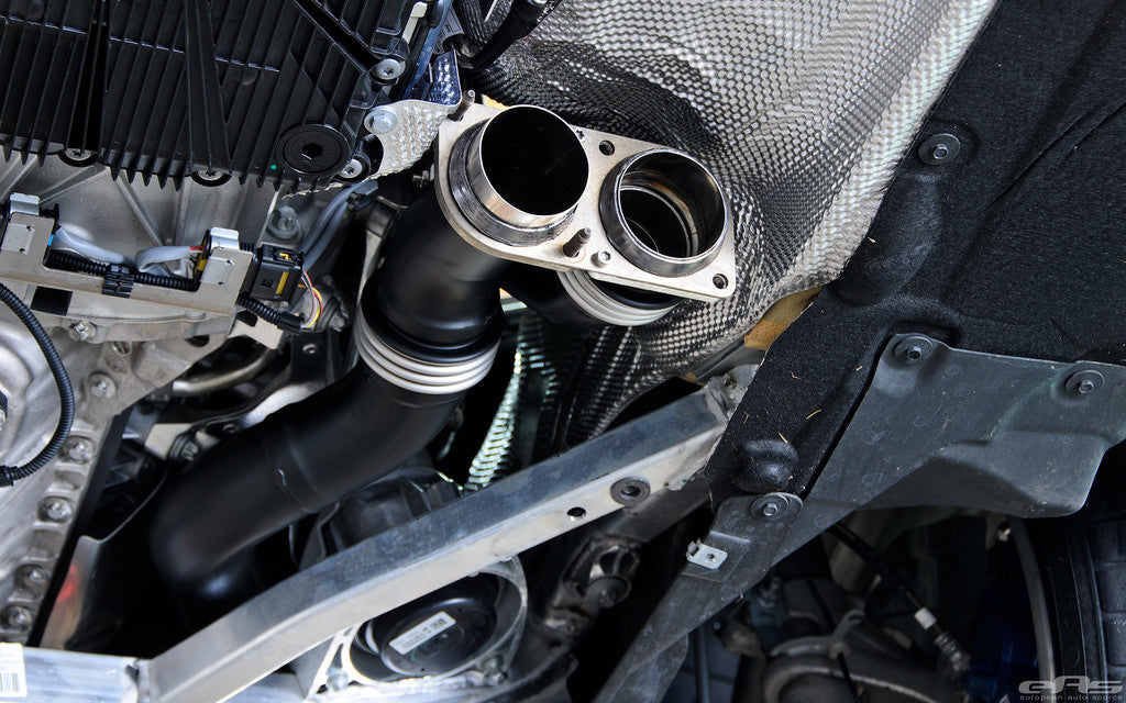 Eisenmann F8X M3 / M4 / M2 Competition Downpipes 11
