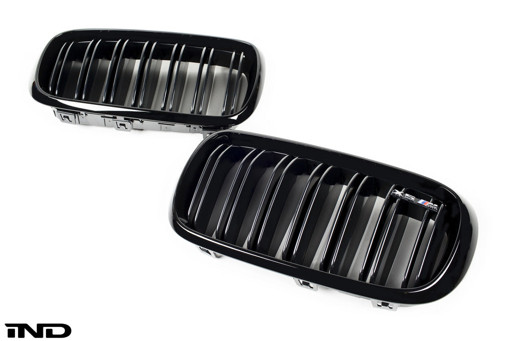 BMW m Performance f85 x5m front grille set - iND Distribution