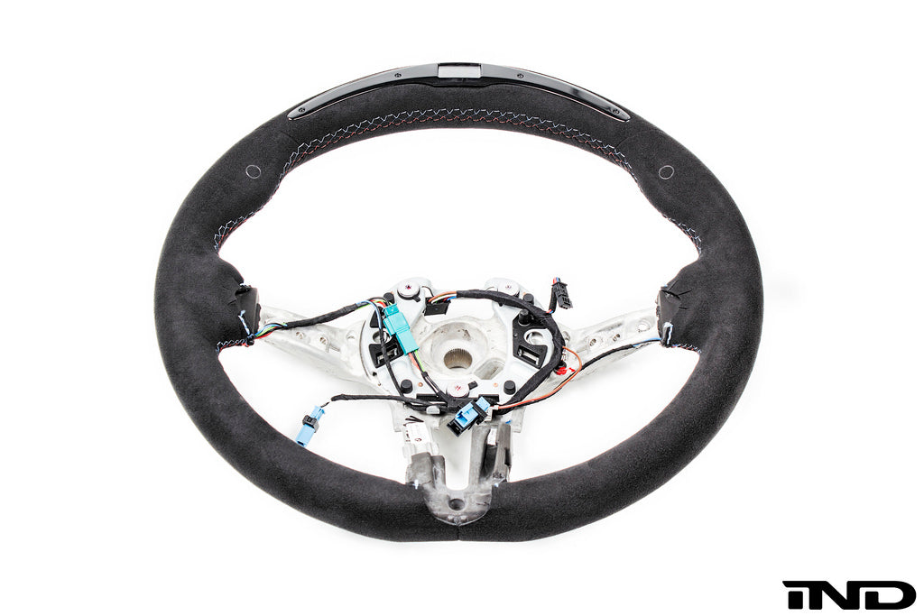 BMW m Performance f8x m3 m4 electronic steering wheel - iND Distribution