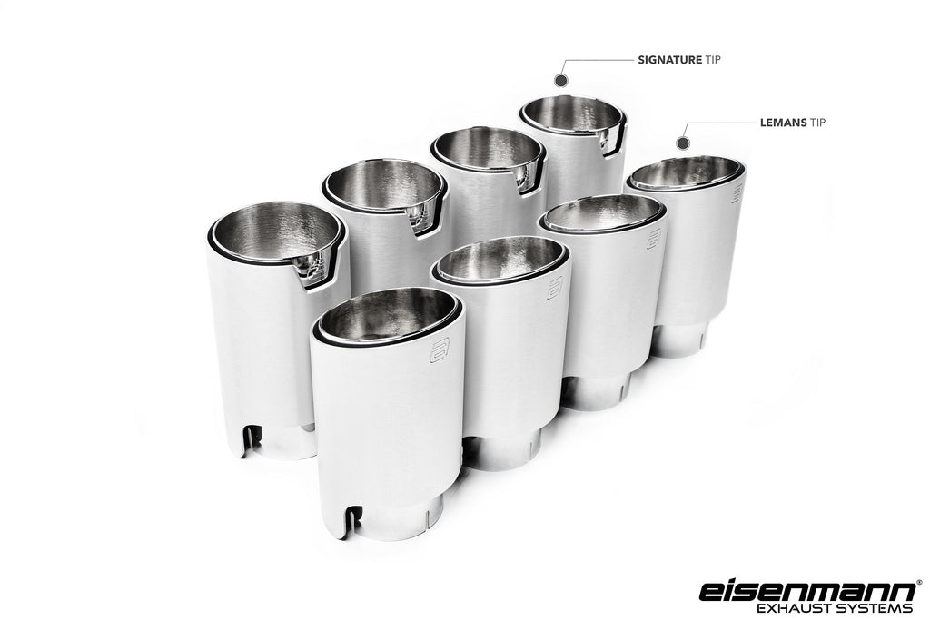 Eisenmann F8x M3/M4 Performance Exhaust - Signature vs LeMans