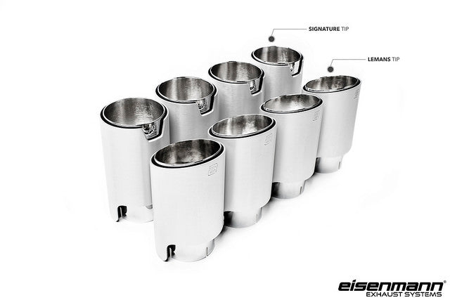 Eisenmann F87 M2 Competition Race Exhaust System 7