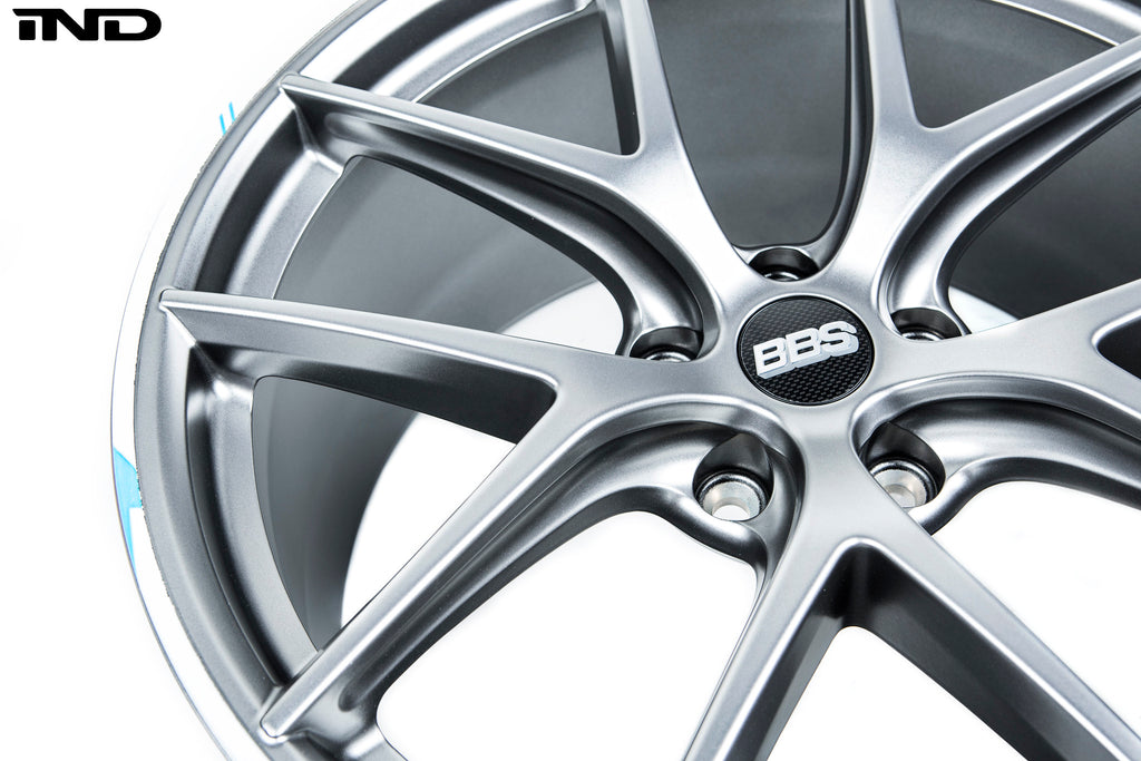 BBS bmw e46 m3 ci r wheel set 19 inch standard fitment - iND Distribution