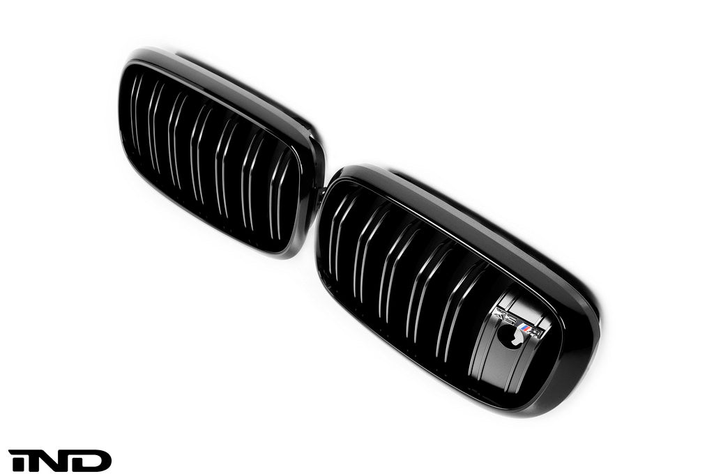 iND f85 x5m painted night vision front grille set - iND Distribution