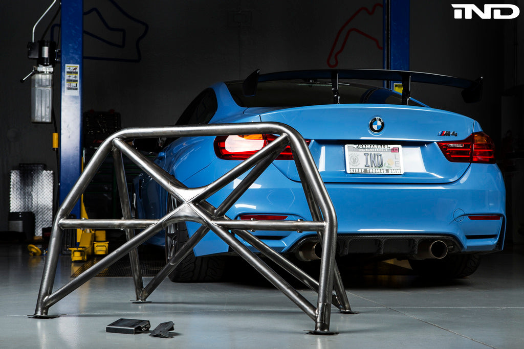 BMW OEM f82 m4 gts bolt in roll bar - iND Distribution