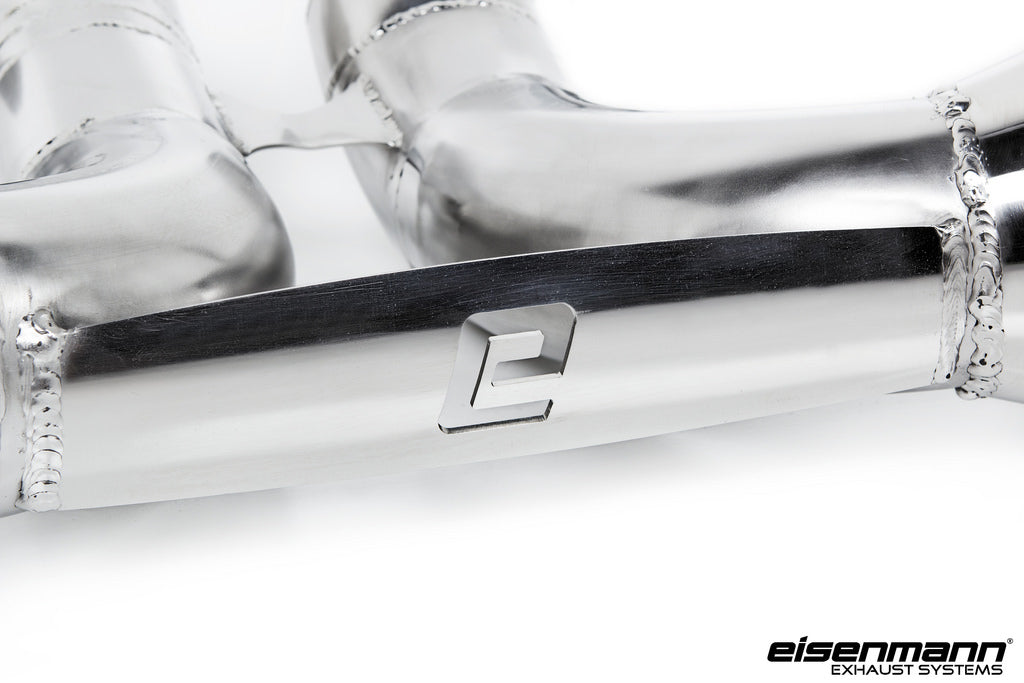 Eisenmann BMW F85 X5M / F86 X6M Race Performance Exhaust - 4x102mm  5
