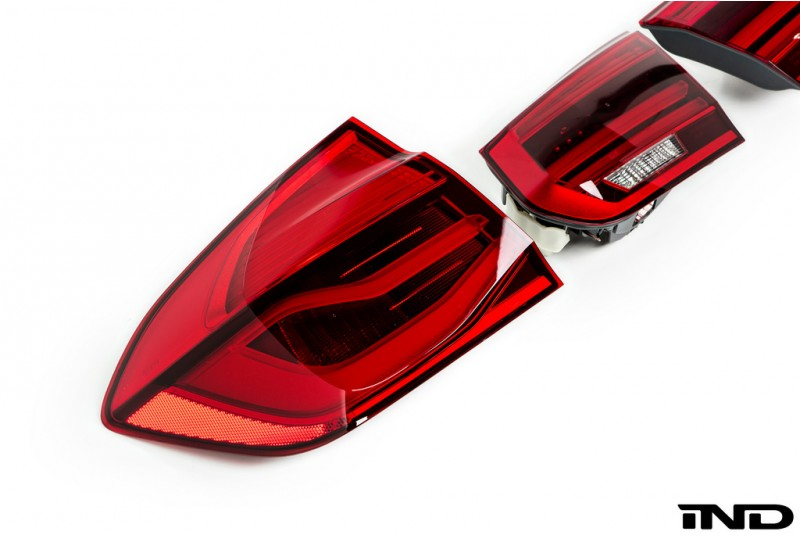 f30 3 series lci led tail lamp upgrade - iND Distribution