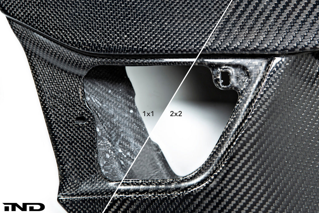 RKP e92 m3 gt carbon fiber race trunk - iND Distribution
