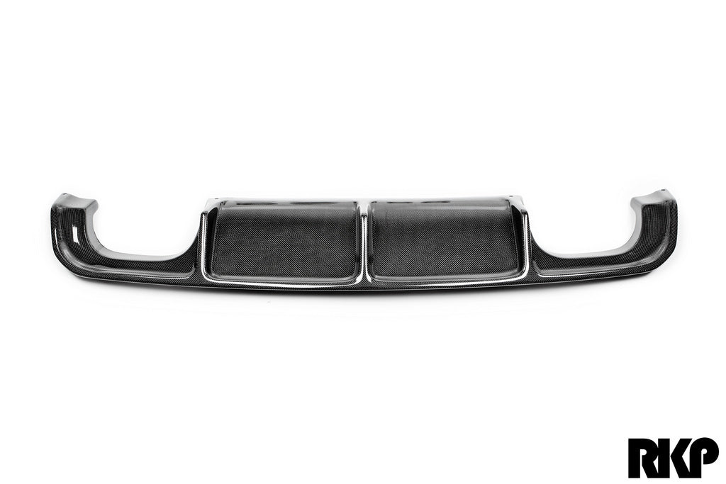 RKP f86 x6m carbon fiber rear diffuser - iND Distribution
