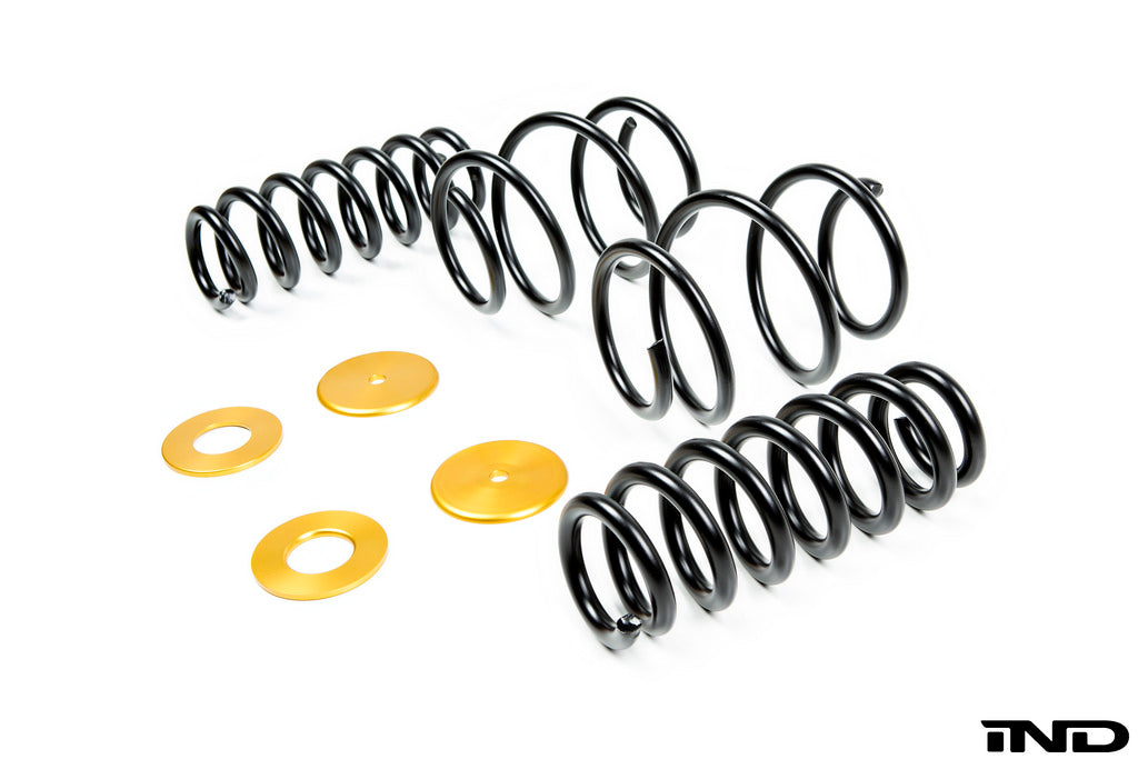 Macht Schnell f8x m3 m4 sport competition lowering springs - iND Distribution