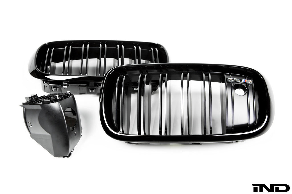 iND f86 x6m painted night vision front grille set 1 - iND Distribution