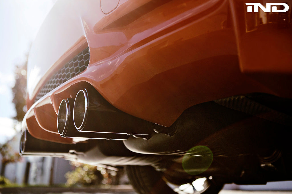 Eisenmann E92 / E93 M3 Performance Exhaust - Limited Release 8