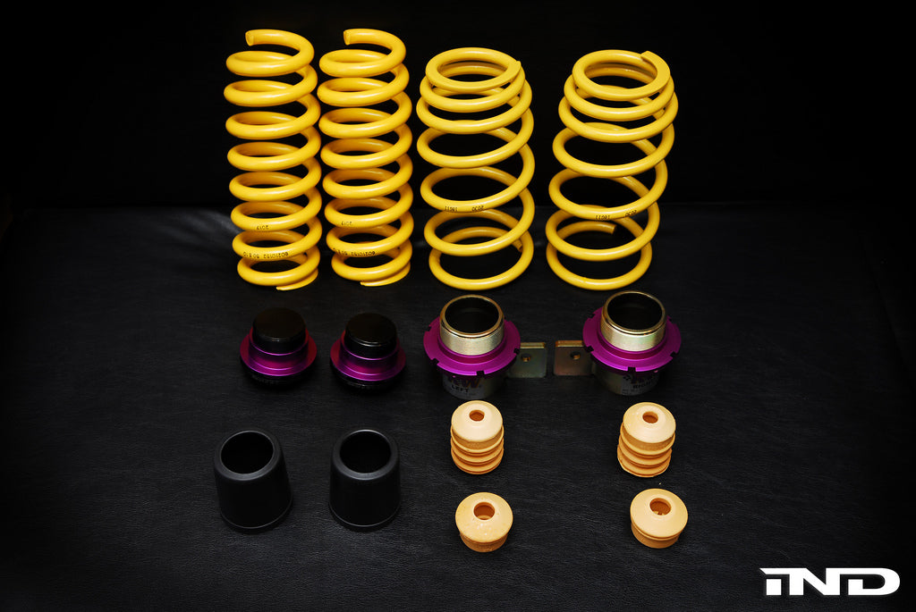 KW E9X M3 H.A.S. Coilover Kit 1