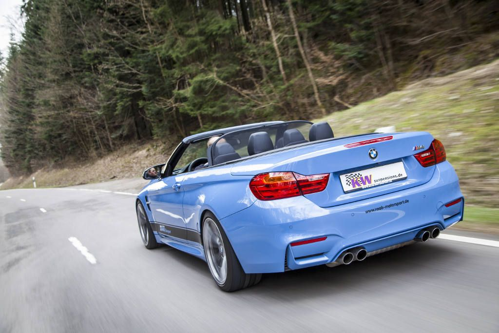 KW f83 m4 convertible h a s kit - iND Distribution