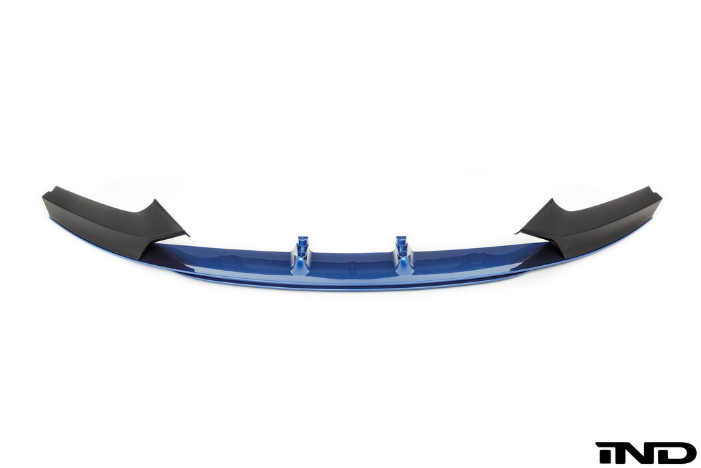 BMW M Performance F22 M-Sport Front Lip Spoiler