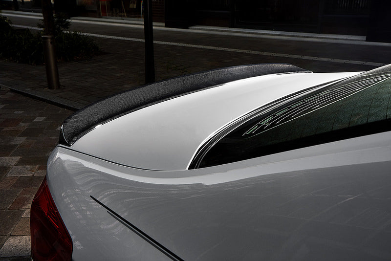 3D Design F90 M5 Carbon Trunk Spoiler - 1x1 11