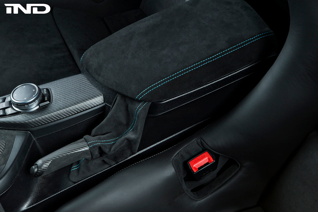 IND F87 M2 Custom Stitched Interior Package 4