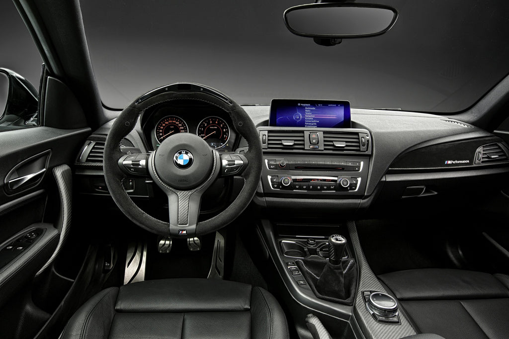 BMW F22 M Performance Carbon Shift Knob 3
