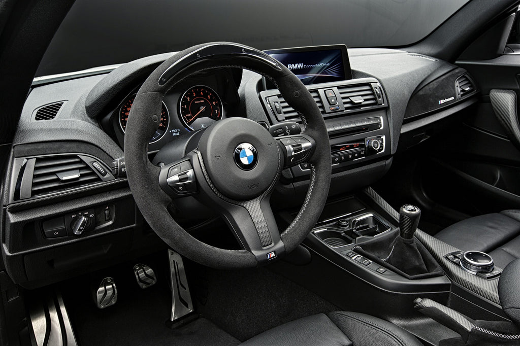 BMW F22 M Performance Carbon Shift Knob 2
