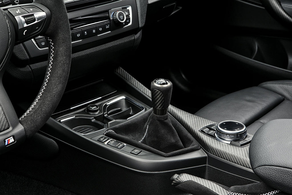 BMW F22 M Performance Carbon Shift Knob 1