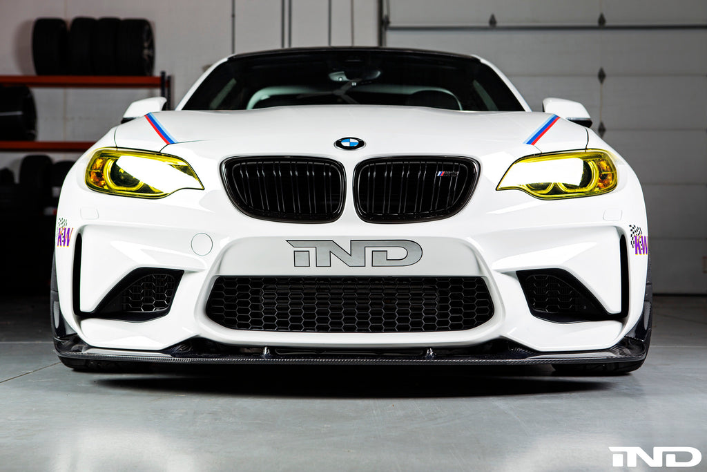 3d design f87 m2 carbon fiber aero program - iND Distribution