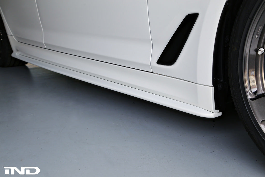 3d design g30 5 series side skirts - iND Distribution
